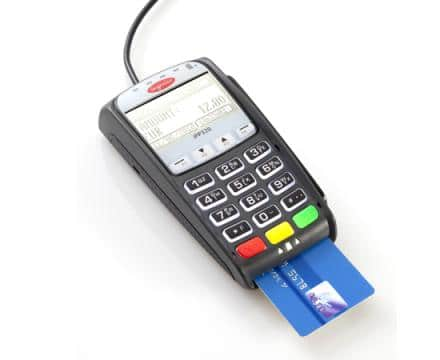 Pin pad IPP 310