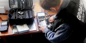 Les gendarmes doivent faire face aux cyber gangsters