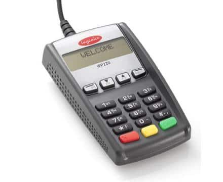 Pinpad IPP 220