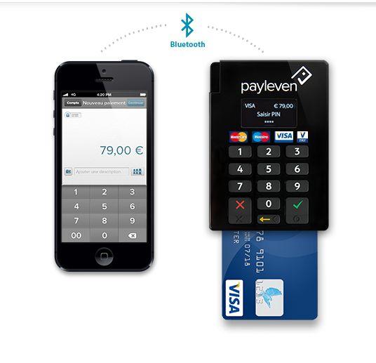 paiement carte bancaire sans terminal Le smartphone un terminal de paiement électronique