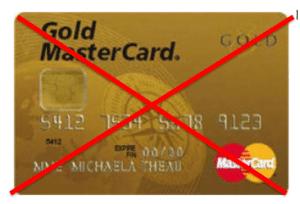 refus de paiement carte bancaire