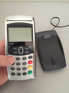 Tpe portable EFT 930 P