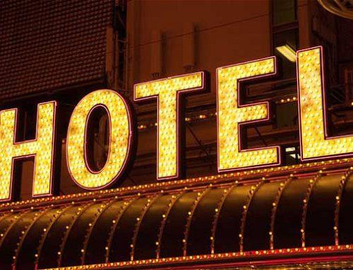Terminal de paiement pour hôtels