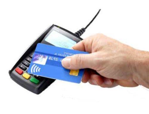 Le paiement sans contact à 30 Euros