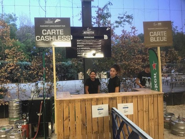 Le paiement Cashless en vidéo Provence Rugby