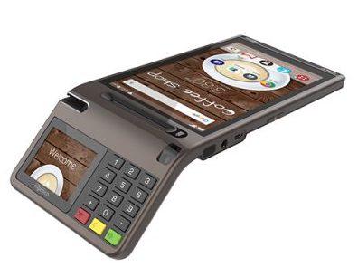 AXIUM D7 d'Ingénico une tablette et un TPE tout en un